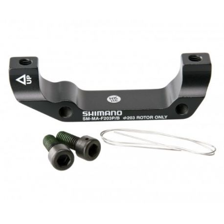 Shimano adaptador disco delantero IS-PM 203mm Marzocchi