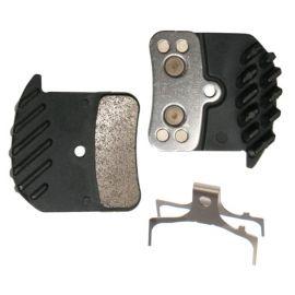Pastillas freno originales Shimano Saint / Zee / Mt501 y XT 4 pistones metálicas refrigeradas