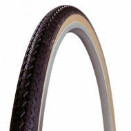 Michelin World Tour 26x1 1/2 650x35B negro/marrón