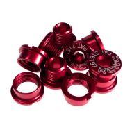 KCNC tornillos cortos plato aluminio 7075 colores