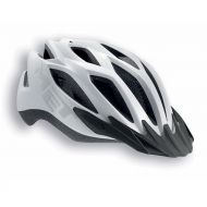 Casco MET Crossover blanco mate 2014 Talla XL