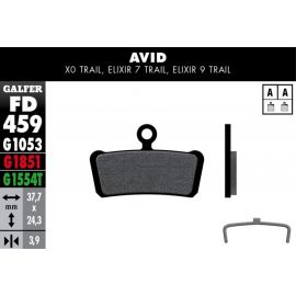 Galfer Pastillas de freno AVID Guide / X0 TRAIL Standard