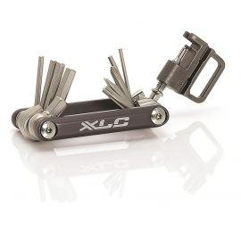 XLC Llave Multi herramientas TO-MT04 15 funciones