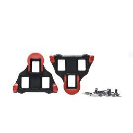 Shimano par calas SM-SH10 fijas rojas