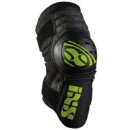 IXS rodilleras Dagger Knee guards Black-Green