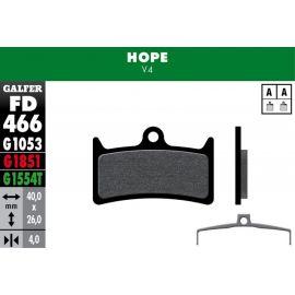 Galfer Pastillas de freno Standard Hope V4