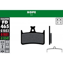 Galfer Pastillas de freno Standard Hope E4