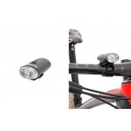 Luz delantera Massi GAO de 120 Lumens recarga USB