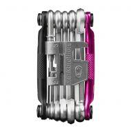 Crankbrothers Multi herramientas M17 negro/rosa