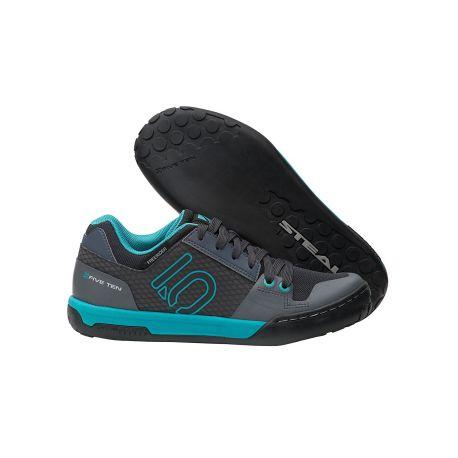 nuevo producto 92541 7525b Zapatillas Five Ten Freerider Contact Shock Green Mujer