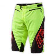 Troy Lee Sprint short 2016 Flo Yellow pantalones cortos