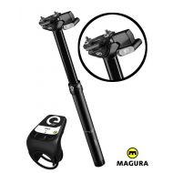Tija de sillín Magura VYRON Elect 446mm