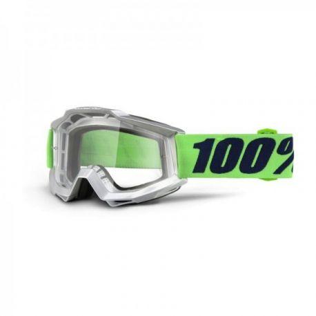 Gafas máscara 100% Accuri Nova lente transparente
