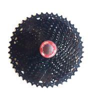 Cassette Sunrace MX8 11-46 dientes de 11 velocidades negro