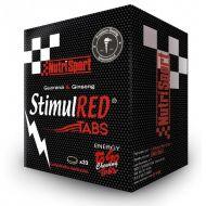 Nutrisport SimulRed Tabs. Caja de 32 comprimidos. Guaraná y Ginseng.
