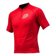 Camiseta Troy Lee Skyline Race 2016 Divided Fire Red T L