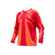 Camiseta Troy Lee Sprint Jersey 2016 Rojo