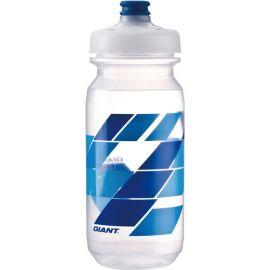 Bidón Giant Pour Fast Doublespring transparent / blue Cube 600/750ml