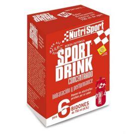 Nutrisport Sport Drink Concentrado (caja de 6 sobres)