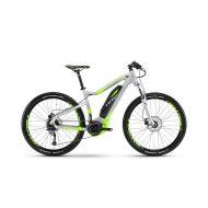 Nueva Haibike SDURO HardSeven 4.0 400Wh en color plata/neon verde mate
