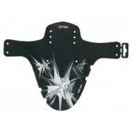 XLC Guardabarros FAT Mini-Mudguard MG-C20 RD 'spikes'
