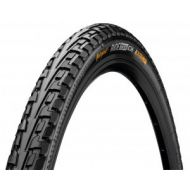 "Cubierta Continental Ride Tour 28""x 1 3/8 x 1 5/8 negra"