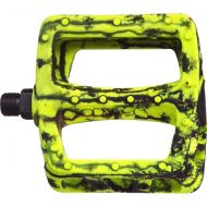 Pedales Odyssey Twisted PC BMX Yellow/black