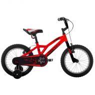 """Monty BMX 103 SIDNEY 16"""" (3-6 años) 2014 Rojo"""