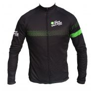 Maillot ciclista térmico The Bike Village Oficial