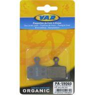 Pastillas de freno Var Organic Magura  MT2, MT4, MT6, MT8