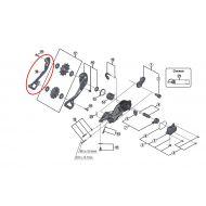 Recambio porta polea Shimano M9000 GS / SGS