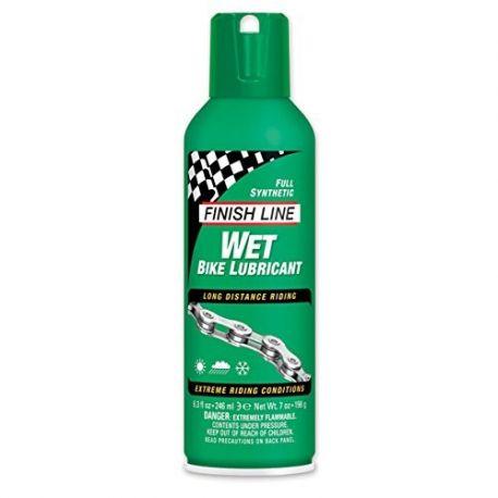 Finish Line lubricante Cross Country aerosol humedad