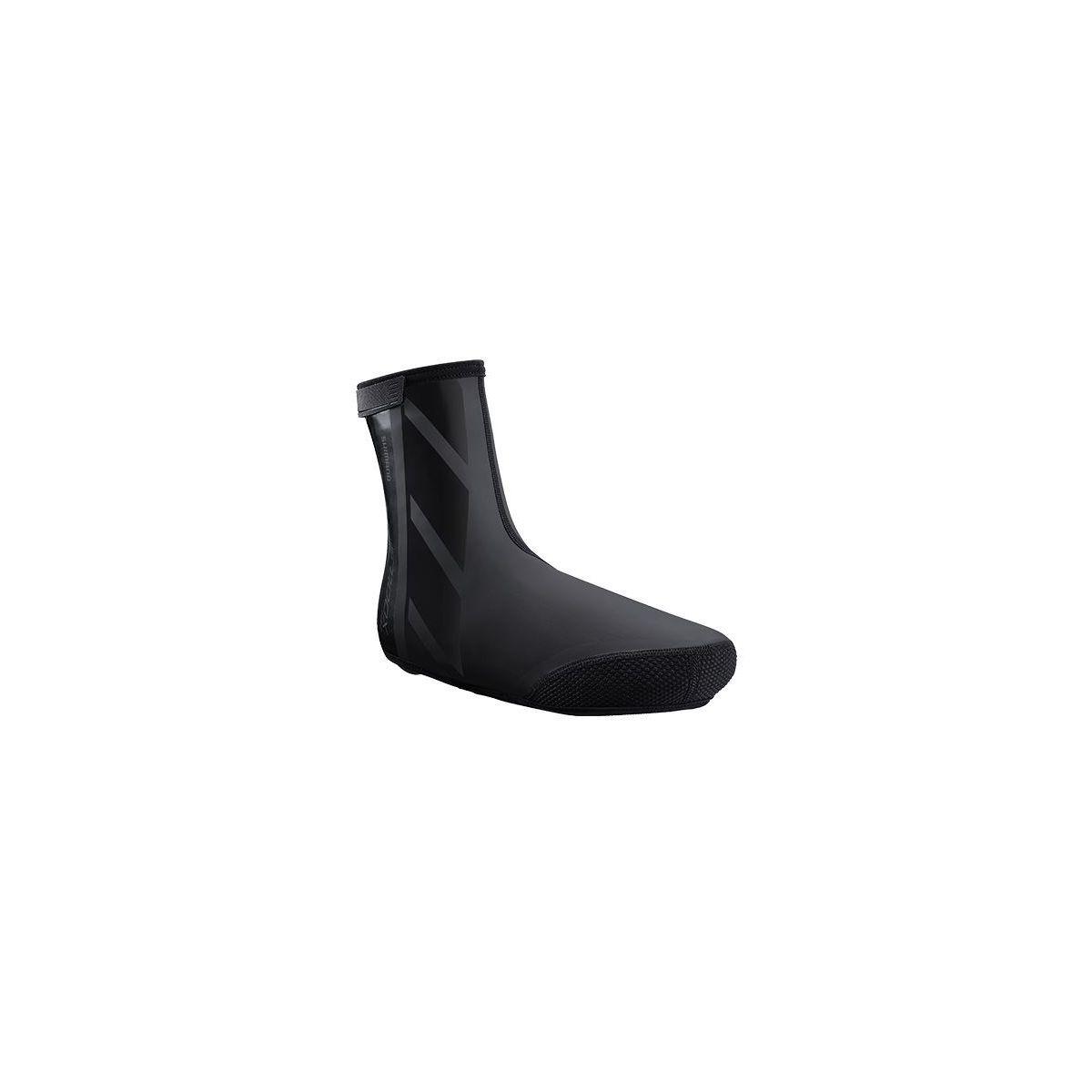 Shimano S1100X H2O - Cubrezapatillas - negro L J3C852L