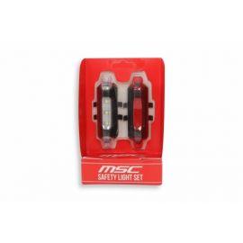 Kit luces MSC delantera/trasera