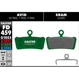 Galfer Pastillas de freno AVID Guide / X0 TRAIL PRO