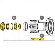 Kit Mavic auto ajuste lateral eje trasero 12mm
