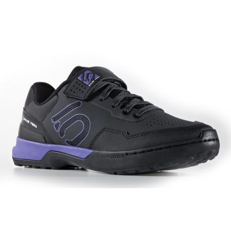 Zapatillas Enduro Five Ten Kestrel Lace Black Purple Mujer 2018