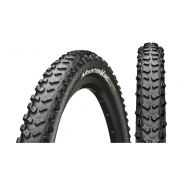 "Continental Mountain King 27.5""x2.30 tubeless, black chili, protection, plegable"