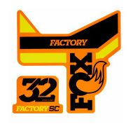 Adhesivos FOX 32 SC Factory