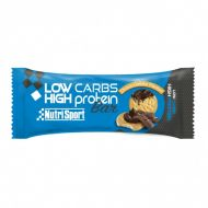 Barrita Nutrisport proteica Low Carbs High Protein Sabor Choco-galleta