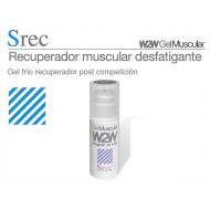 Gel recuperador post competicón W2W 90ml