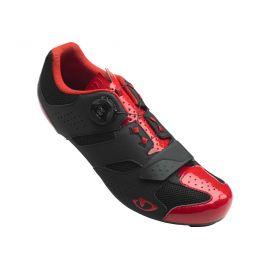 Zapatillas Giro Savix rojo / negro 2019