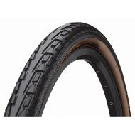 "Cubierta Continental RideTour 28x1 3/8x1 5/8"" flanco marrón"