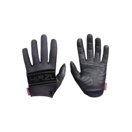 Guantes largos Hirzl Grippp comfort FF negro