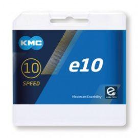 Cadena KMC para E-Bike E10 de 10v 136l/122l