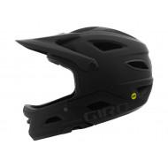 Casco Giro Switchblade MIPS con mentonera desmontable negro 2020
