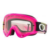Máscara OAKLEY O'FRAME MX Circuit Pink Green