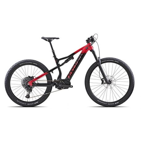 E-Bike Olympia EX900 batería 900Wh bicicletas eléctricas con mucha autonomía