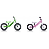 "Bicicleta PushBike Rebel Kidz 12,5"" Air Acero, Racing verde"