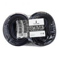 "Pack de 2 cámaras Chaoyang para 27.5"" x 1.75 / 2.35 -  Válvula Schrader"
